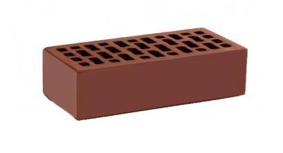 Кирпич керамический облицовочный пустотелый КС-керамик Терракот гладкий 250*120*65 мм, фото номер 1