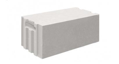 Газобетон Аэрок D400, 625*250*250 мм, паз-гребень, фото номер 1