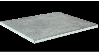 Клинкерная напольная плитка Interbau Nature Art 119 Quartz grau, 360x360x9,5 мм, фото номер 1