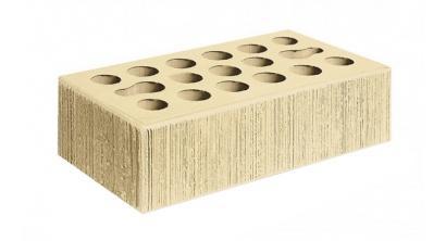 Кирпич керамический облицовочный пустотелый Керма Пшеничное лето бархат 250*120*65 мм, фото номер 1