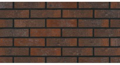 Фасадная плитка клинкерная KING KLINKER Old Castle Red house (HF17) под старину NF10, 240*71*10 мм, фото номер 1