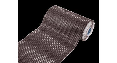 Гофрированная лента для примыканий F-2 LUXARD алюминий, коричневая, фото номер 1