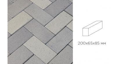 Клинкерная тротуарная брусчатка ручной формовки Penter Lotis, 200х65х85 мм, фото номер 1