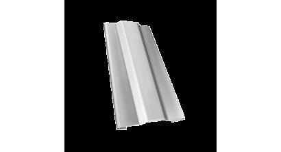 Защелка для кронштейна Гранд Лайн (Grand Line) Granite RAL 9003 белый, D 150/100 мм, фото номер 1