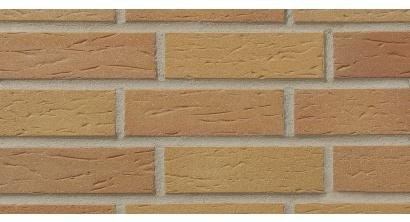 Фасадная плитка клинкерная Stroher Keraprotect 405 amsterdam рельефная NF11, 240*71*11 мм, фото номер 1