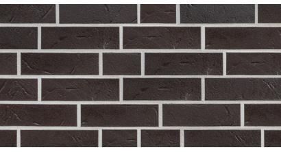 Фасадная плитка клинкерная ABC Antik Mangan рельефная NF8, 240*71*8 мм, фото номер 1