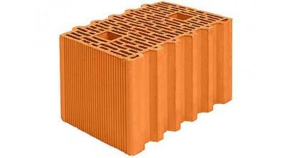 Поризованный блок Porotherm 38 М100 10,67 НФ (380*250*219 мм), фото номер 1