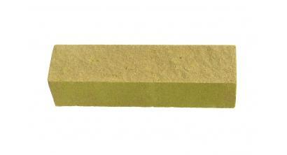 Кирпич силикатный облицовочный полнотелый Павловский завод Антик колотый желтый 250*60*65 мм, фото номер 1