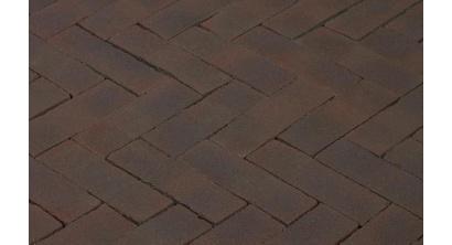 Клинкерная тротуарная брусчатка ручной формовки Penter Ombert, 200х65х85 мм, фото номер 1