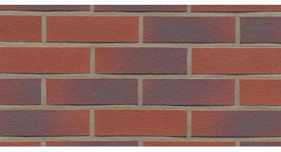 Фасадная плитка клинкерная Feldhaus Klinker R356 Carmesi antic liso гладкая NF9, 240*9*71 мм, фото номер 1