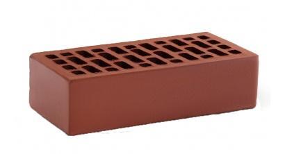 Кирпич керамический облицовочный пустотелый КС-керамик Гляссе гладкий 250*120*65 мм, фото номер 1