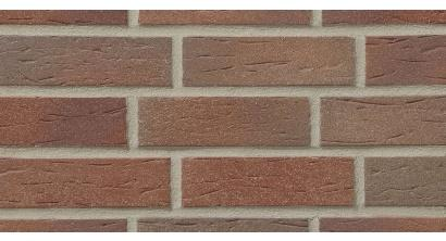 Фасадная плитка клинкерная Stroher Keraprotect 417 eindhoven рельефная NF11, 240*71*11 мм, фото номер 1