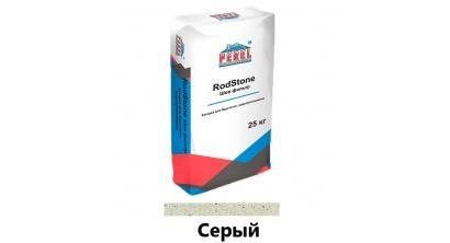 Затирка для брусчатки водопроницаемая PEREL RodStone Шов-фильтр 0953 серый, 25 кг, фото номер 1