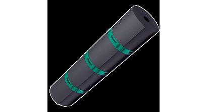 Наплавляемая кровля ТехноНИКОЛЬ Бикрост ХКП сланец серый/пленка, 10*1 м, фото номер 1