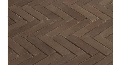 Клинкерная тротуарная брусчатка ручной формовки Penter Mastiek wasserstrich, 200х50х85 мм, фото номер 1