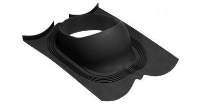 Проходной элемент для Decra (панели Classic) LUXARD, черный, фото номер 1