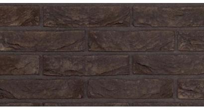 Кирпич ручной формовки облицовочный полнотелый Nelissen Zwart Mangaan 215*102*63 мм, фото номер 1