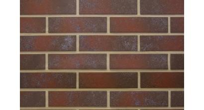 Клинкерная фасадная плитка под кирпич Paradyz Semir Brown, 245*65*7,4 мм, фото номер 1