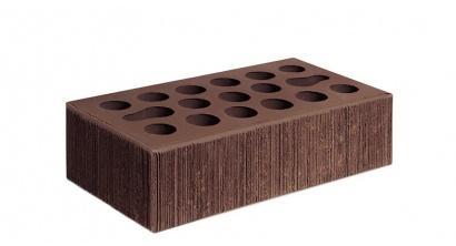 Кирпич керамический облицовочный пустотелый Керма Терракот бархат 250*120*65 мм, фото номер 1