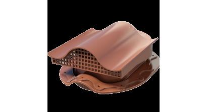 Вентиль кровельный ТехноНИКОЛЬ Skat Monterrey коричневый, фото номер 1
