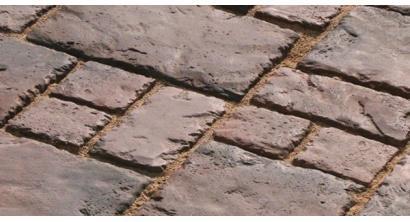Тротуарная плитка White Hills Тиволи, цвет C 901-44, фото номер 1