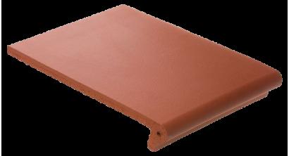 Клинкерная ступень-флорентинер ABC Quaranit Malta, 345*240*14 мм, фото номер 1