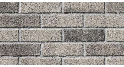 Фасадная плитка клинкерная Roben Manus Kyra carbon рельефная NF14, 240*14*71 мм, фото номер 1