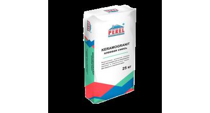 Клеевая смесь PEREL Keramogranit 0322, 25 кг, фото номер 1