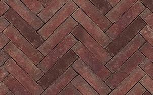Клинкерная тротуарная брусчатка ручной формовки Penter Padova, 200х50х85 мм, фото номер 1