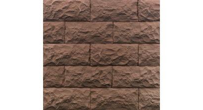 Искусственный камень Балтфасад Гранит коричневый 275×125 мм, фото номер 1