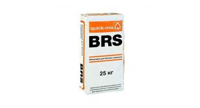 Шпатлевка для бетона и ремонта ЦПС quick-mix BRS, 25 кг, фото номер 1