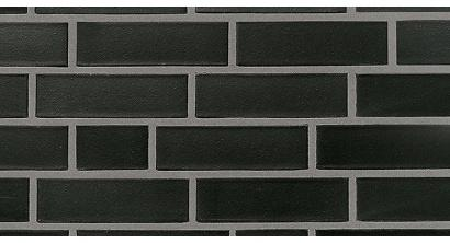 Кирпич клинкерный облицовочный пустотелый Roben Faro schwarz-nuanciert гладкий 240*115*71 мм, фото номер 1