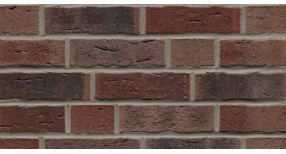 Кирпич клинкерный облицовочный пустотелый Feldhaus Klinker K663 Sintra cerasi nelino рельефный 215*102*65 мм, фото номер 1
