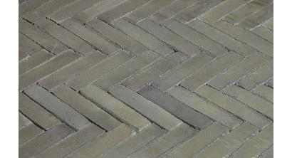 Клинкерная тротуарная брусчатка ручной формовки Penter Fico wasserstrich, 200х50х85 мм, фото номер 1