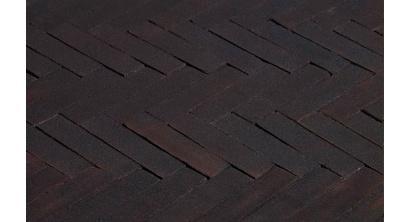 Клинкерная тротуарная брусчатка ручной формовки Penter Preston tumbled, 200х50х65 мм, фото номер 1