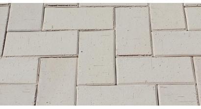 Брусчатка тротуарная клинкерная ЛСР Стокгольм серая, 200*100*50 мм, фото номер 1
