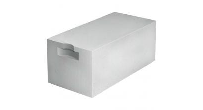 Газобетон СК блок ГБ прямой с захватом D500 (B 2,5), 600*250*375, фото номер 1