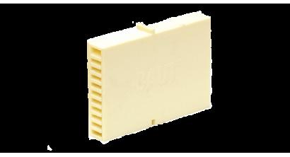 Вентиляционно-осушающая коробочка BAUT 80*60*10 мм, желтая, фото номер 1