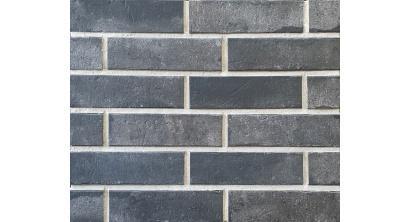 Клинкерная плитка под кирпич Interbau Brick Loft INT 576 Anthrazit 240x71 мм NF, фото номер 1