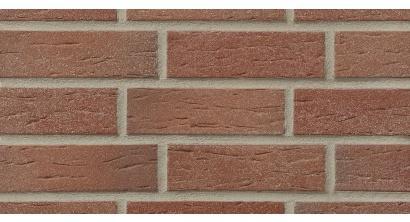 Фасадная плитка клинкерная Stroher Keraprotect 416 rotterdam рельефная NF11, 240*71*11 мм, фото номер 1