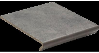 Клинкерная ступень флорентинер Euramic Cavar E543 fosco, 340x294x11 мм, фото номер 1