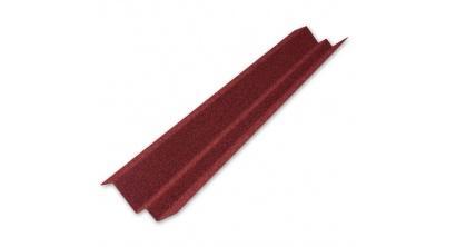 Прижимная планка (планка примыкания) LUXARD, красная, фото номер 1