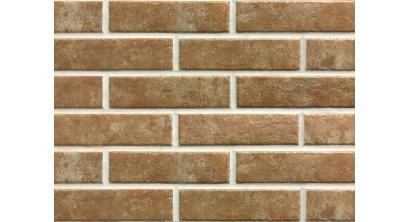 Клинкерная фасадная плитка Paradyz Ilario Ochra, 245*65*7,4 мм, фото номер 1