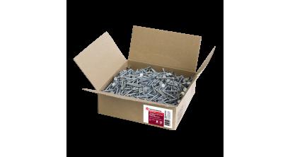 Ершенные гвозди ШИНГЛАС (SHINGLAS) оцинкованные 30*3,5 мм, фото номер 1