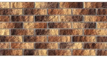 Искусственный камень White Hills Алтен брик цвет 311-40, фото номер 1