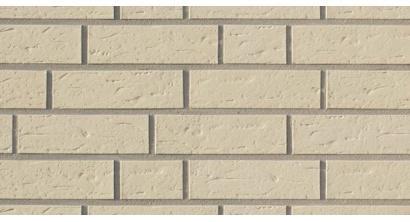 Фасадная плитка клинкерная ABC Alaskа Beige рельефная NF7, 240*71*7 мм, фото номер 1