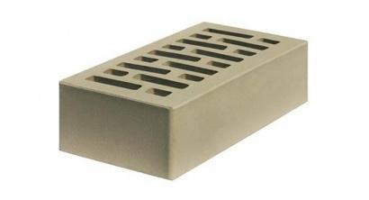 Кирпич керамический облицовочный пустотелый Строма Серебро гладкий 250*120*65 мм, фото номер 1