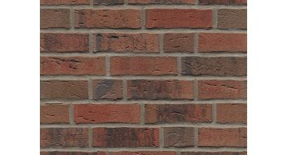 Кирпич клинкерный облицовочный пустотелый Feldhaus Klinker K685 Sintra ardor nelino рельефный 215*102*65 мм, фото номер 1