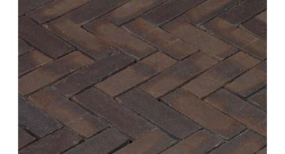 Клинкерная тротуарная брусчатка ручной формовки Penter Incana wasserstrich, 200х65х85 мм, фото номер 1