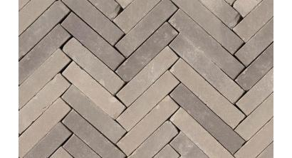 Клинкерная тротуарная брусчатка ручной формовки Penter Lotis onbezand tumbled, 200х50х65 мм, фото номер 1